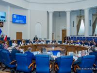 Новгородская областная Дума поддержала изменения в бюджет и программу развития моногородов