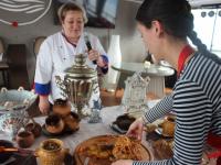Новгородцы отведают блюда «Ганзейского меню» по древней книге рецептов из деревни Песчаное