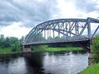 Обещанные работы на мосту Белелюбского так и не начались