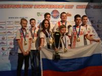 Окуловские дартсмены завоевали серебро чемпионата и золото первенства Европы