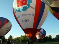Сегодня в Старой Руссе начинается фестиваль воздухоплавателей