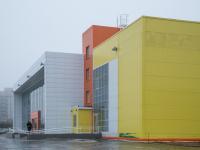 Спортивный центр на Псковской откроется в августе