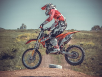 В Крестцах пройдут соревнования по мотокроссу