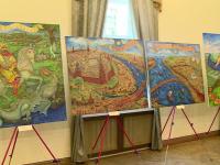 В новгородском музее можно увидеть русские крепости в мельчайших деталях