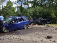 В Шимском районе погибли мужчина и женщина