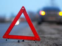 В Великом Новгороде легковушка столкнулась с мотоциклом