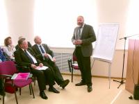 В Великом Новгороде обсуждают реформу местного вузовского образования