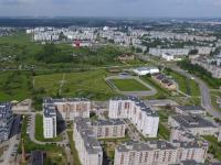 В Западном микрорайоне Великого Новгорода построят четыре многоэтажки