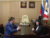 Валентина Захаркина уходит с поста заместителя губернатора Новгородской области