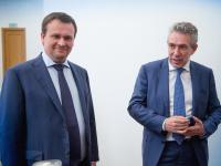 ВЭБ планирует инвестировать в Новгородскую область миллиарды рублей