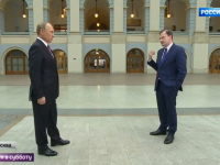 Владимир Путин: «Все новые губернаторы – мои выдвиженцы»