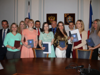 Выпускники Новгородского филиала РАНХиГС получили дипломы в торжественной обстановке
