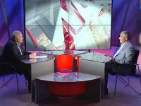 Юрий Бобрышев в «Диалоге» НТ рассказал о политике, городе и дорогах, которые отремонтируют первыми