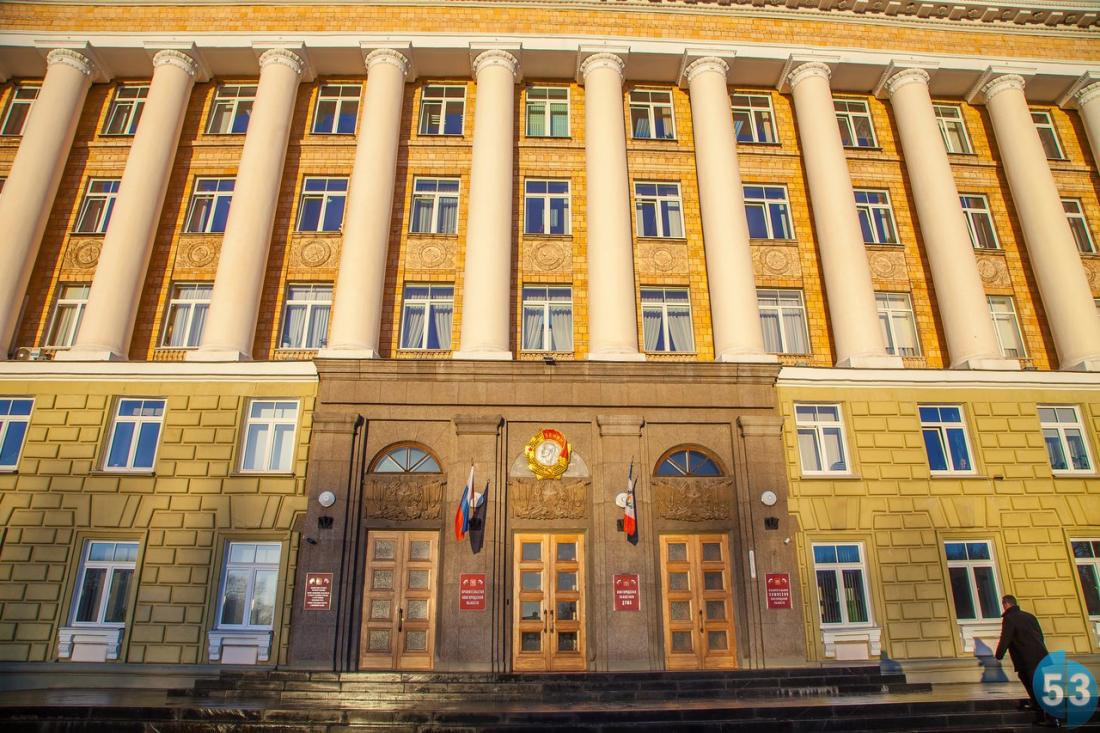 Губернатор выступит в прямом эфире с отчетом по работе правительства Новгородской области в 2018 году