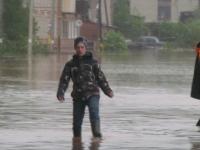 14-летний школьник спасал людей во время потопа в Любытине