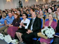 71 семья в Новгородской области награждена медалью «За любовь и верность»