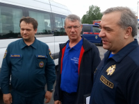 Андрей Никитин: надо помочь людям, потерявшим огороды из-за наводнения