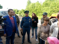 Андрей Никитин оценил первые итоги работ по ликвидации последствий наводнения