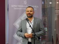 Антон Георгиев: «Крестецкая строчка» разрабатывает игрушки в русском стиле