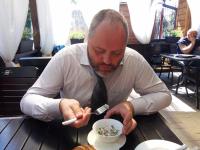 Голодный и злой: ресторанная критика с Николаем Новичковым. «Кафе на Сенной»
