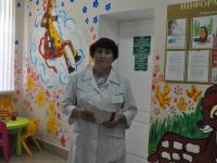 Медсестра старорусской детской поликлиники: На своем участке я вырастила внуков и правнуков