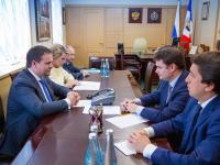 Минпромторг готов оказать поддержку Новгородской области по ряду программ