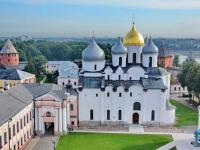 Николай Новичков рассказал о миссии региона: «Русь Новгородская – это Россия в миниатюре»