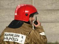 Ночью на пожаре в доме на улице Рахманинова сотрудники МЧС спасли 15 человек