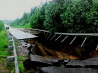 Новгородская прокуратура изучает проектную документацию дорог, пострадавших от наводнения