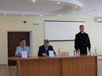 Новым руководителем отдела полиции №1 УМВД России Великого Новгорода назначен Владимир Подкопаев