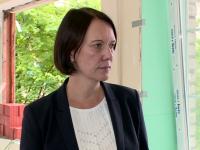 Ольга Колотилова: ремонт в новгородской клинике №1 идет быстро и без потери качества