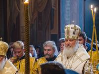 Патриарх Кирилл пожелал всем жителям Новгородской области душевной и телесной крепости