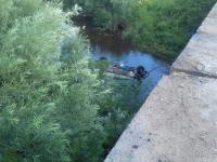 «Пежо» упал с моста на трассе Шимск - Старая Русса: пострадал 10-летний мальчик