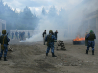 Спецназ подавил «бунт» в новгородской колонии