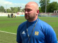 Тренер из Латвии Кирилл Митин применит правило «золотого ключа» на новгородских футболистах