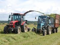 В Новгородской области скошено более 6000 гектаров трав