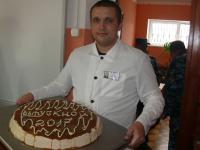 В панковской исправительной колонии отпраздновали школьный выпускной тортом и плюшками