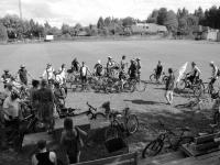 Велосипедисты из Австралии, Новой Зеландии и других стран оценят сегодня безопасность движения по Великому Новгороду
