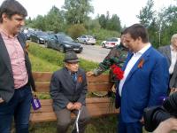 Ветеран Великой Отечественной доказал через 76 лет, что и один в поле воин