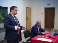 Андрей Никитин: команда должна знать специфику региона и уметь работать с федеральным центром