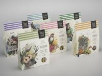Эксперты из 11 стран признали дизайн новгородских травяных чаев «Травы и пчёлы» лучшим в мире