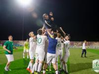 «Электрон-2» стал победителем областного кубка по футболу