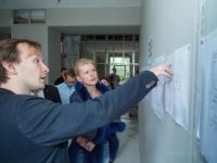 Глава Фонда новых форм развития образования оценила ход работ в новгородском «Кванториуме»