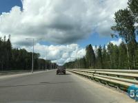 Глава Минтранса рассказал, когда достроят участок М-11 между Новгородом и Петербургом