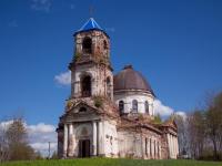 Клуб лидеров поможет в восстановлении Суворовского храма в Боровичском районе