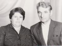 «Моя семья»: Надежда Александровна и Иван Григорьевич Тереш