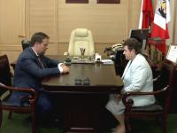 На встрече глав Новгородской и Владимирской областей был упомянут проект «Три столицы»