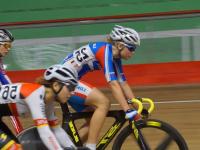 Новгородка вместе с напарницей из Санкт-Петербурга стали чемпионками России по велоспорт-треку