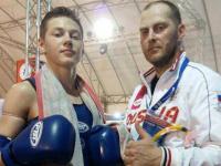 Новгородский спортсмен стал чемпионом мира по тайскому боксу в Бангкоке!