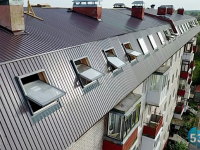 Предлагаем читателям «53 новостей» оценить новую крышу пострадавшего дома в Панковке